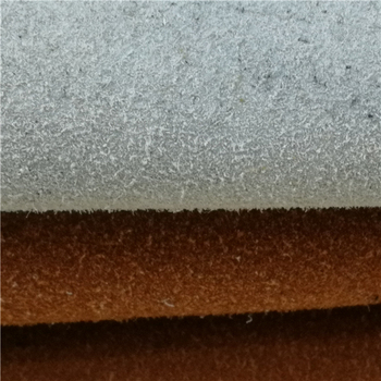 Good price customized Pu coating genuine leather cow hide scrap leather