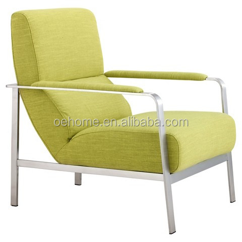 Luxury modern magazine hospital Arm chair