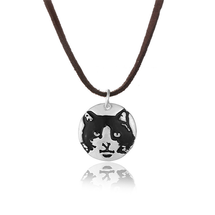 9bf17d6a5b7 Hot Selling Round Shape Silver Dog Tag - Buy Sterling Silver Dog ...