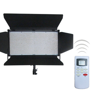 dmx studio led film light 100w battery powered 95RA remote control photographic lightings for video shooting