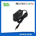eu us plug 12v 1a wall mount cctv power adapter for cctv cameras 1amp