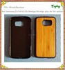 Galaxy S6 bamboo wood Phone Case, Mobile Phone Cover Case Wood+TPU wooden case for samsung galaxy s6