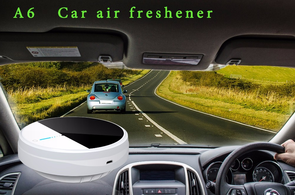 USB 5V car scent air freshener from manufacturer