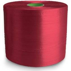 Twine - PP Film Tape Twine - Red - 10660', Size: D-28, 35 lbs Tensile, 4# Tube (10 Tubes) - CWC-046007