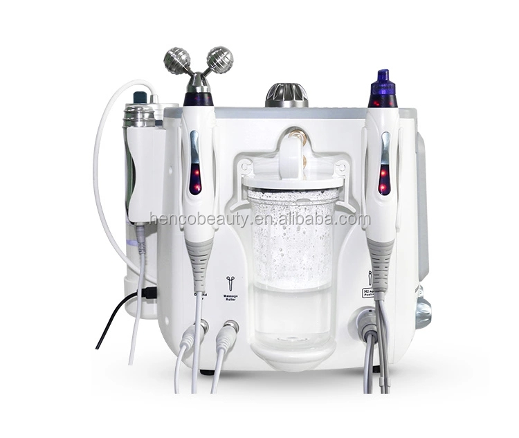Aquasure H2 moisturizing Toning Hydrogen Peel dermabrasion Water Aqua Facial Beauty Machine