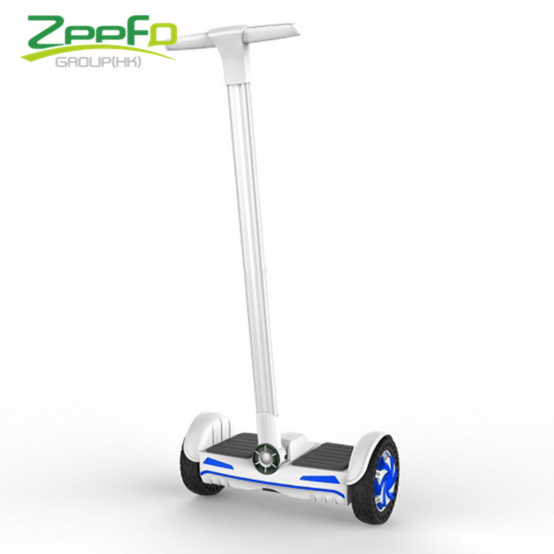 New year's present! F1 Electric self balancing Scooter with handle bar bluetooth