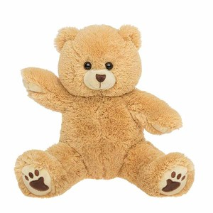D143 Brown 20 Digital Second Recordable Plush Talking Teddy Bear Stuffed Animal Plush Toy Recordable Sound