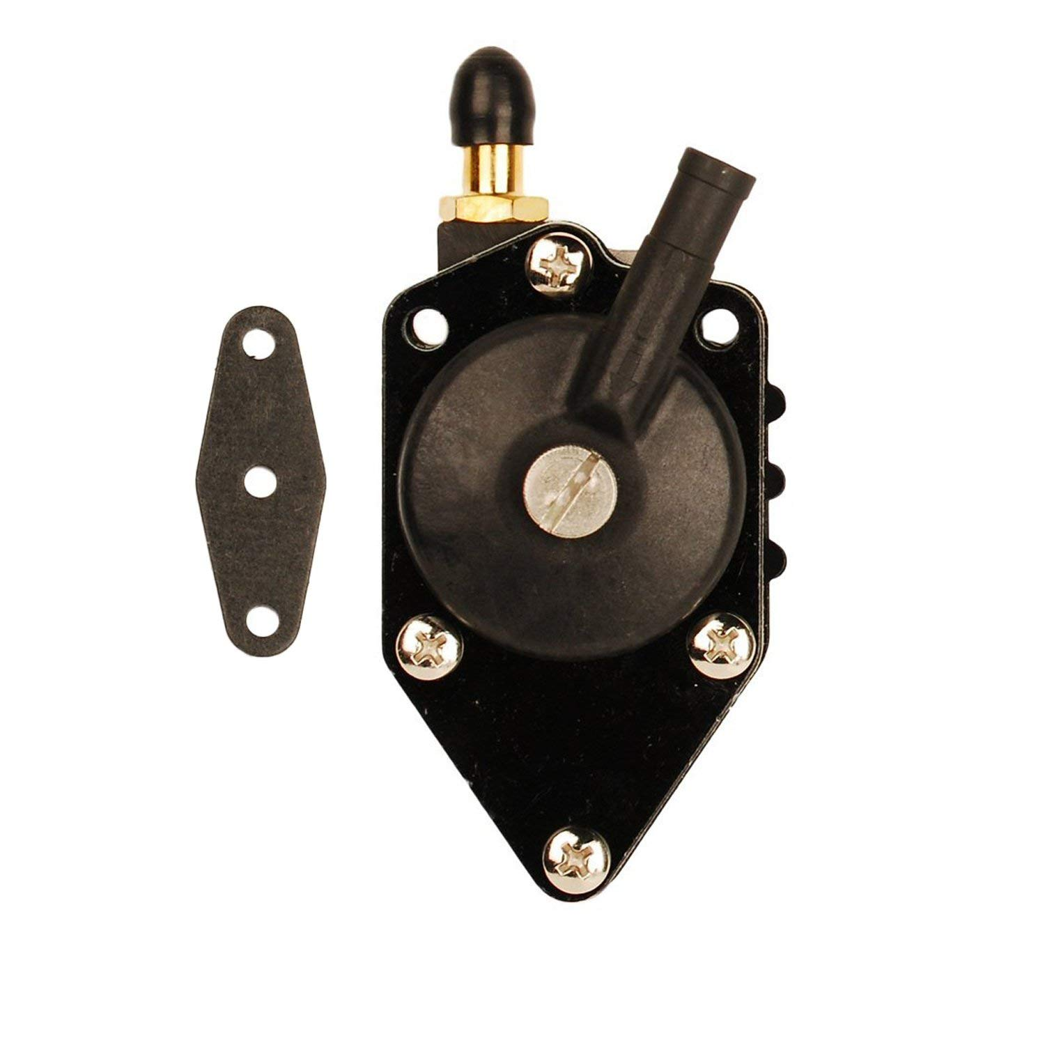 Get Quotations · HIFROM Fuel Pump with Gasket for Johnson Evinrude 388268  385781 394543 382354 395713 398338 438556 20hp