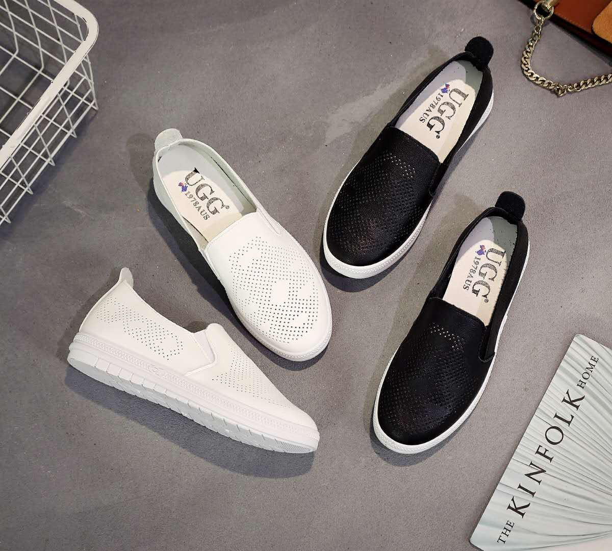 Sole New Casual for Shoes 2018 Design Women Comfortable Girls Rubber qaIfZwI