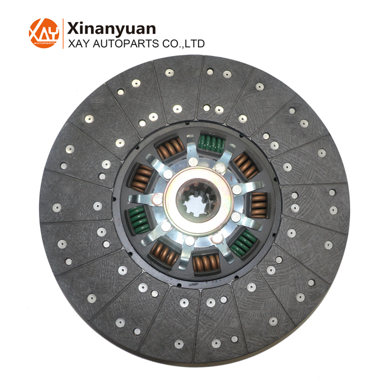 Hot Sale heavy truck 1861 410 046 or 1861410046 mercedes benzs spare parts clutch disc