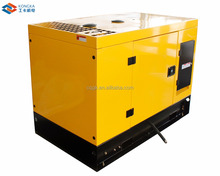 price for 30kw 37kva silent lovol electric diesel generator power plant