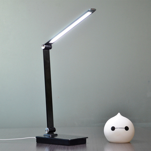 Dimmable Touch LED Table Lamp Portable Desk Lamp with USB Port Lamp Wireless charge