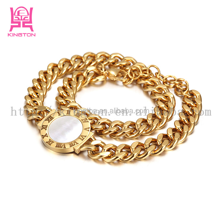 Stretching 18k Gold Bracelet Designer Replica Jewelry For Women