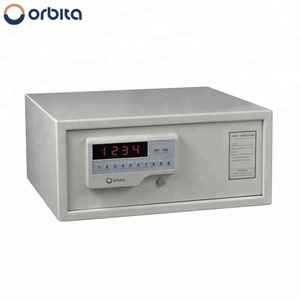 Factory Price Laptop Size Orbita Hotel Guestroom Electronic Biometric Code Safe Deposit box