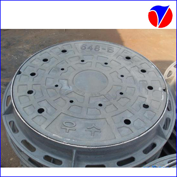 High Quality China Factory Lawn Manhole Cover