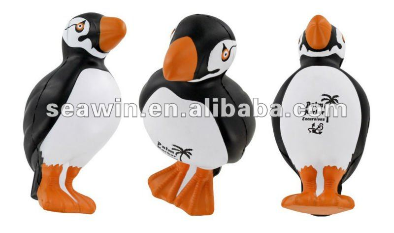 Puffin Stress Ball(polyurethane)