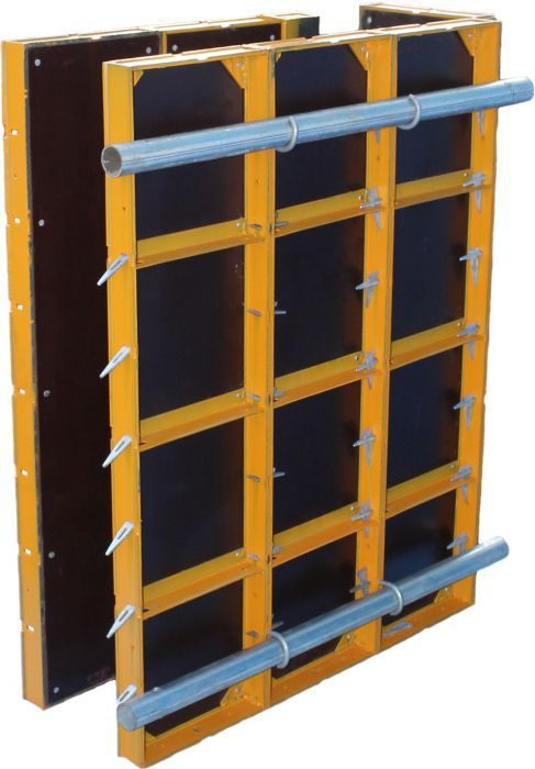 Concrete Formwork Euro Form Panel Form Steel Plywood