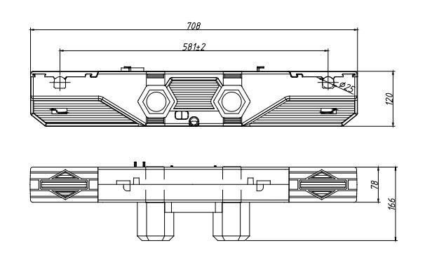 Adjustable Bed Double Motor Actuator Dual Actuator Linear Motor ...