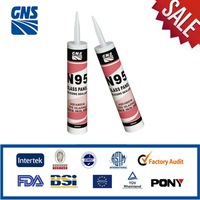 N95 Big fish tank aquarium silicone sealant