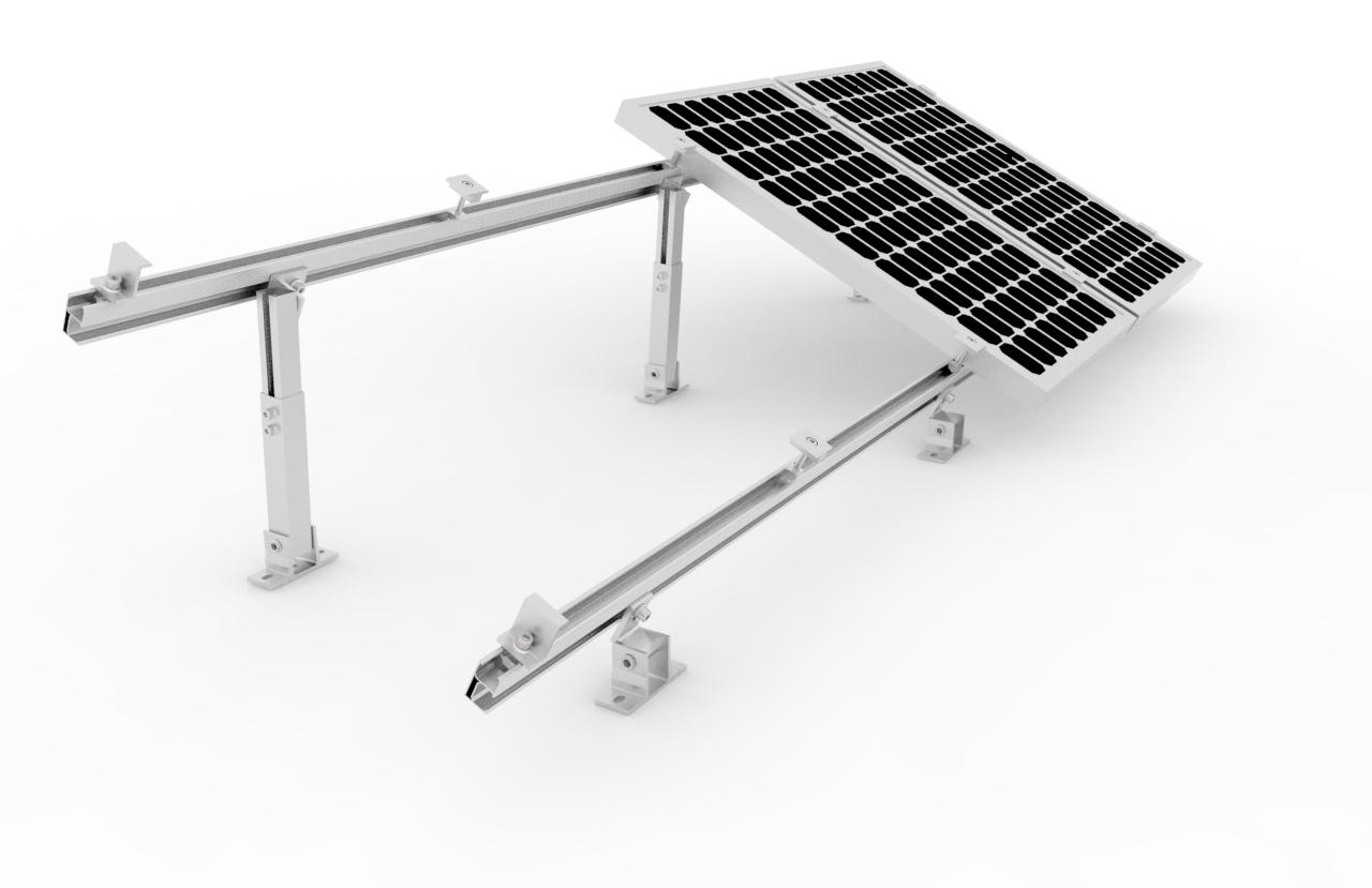 tilting solar panel rack - HD1280×829