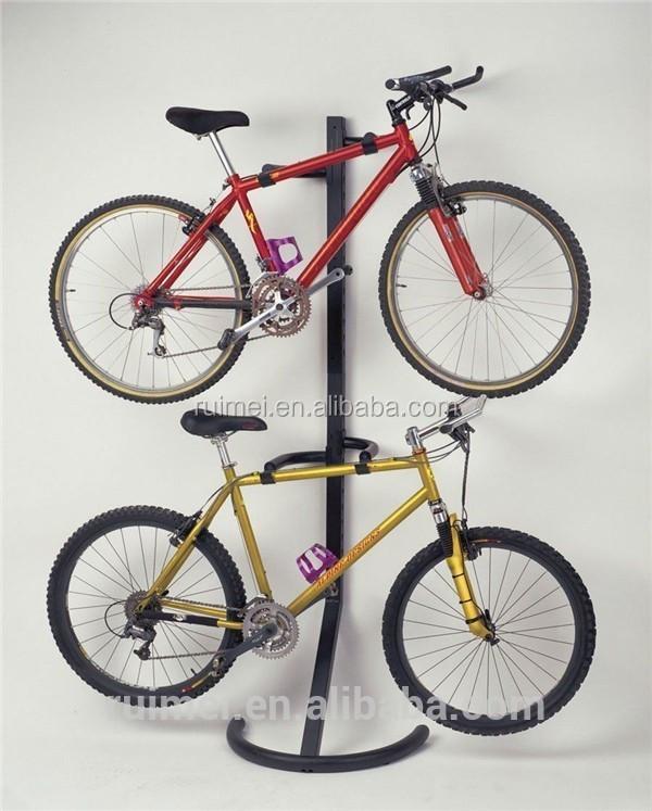 2 ebenen h ngen fahrrad auslage fahrradtr ger produkt id. Black Bedroom Furniture Sets. Home Design Ideas
