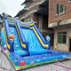 Best sale inflatable slide high quality inflatable jumping castle slide