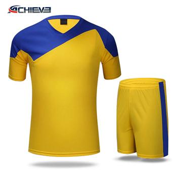 8a07327d1 2018 Customized Cheap Soccer Jersey Set