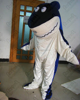 quality cartoon blue whale mascot costumes