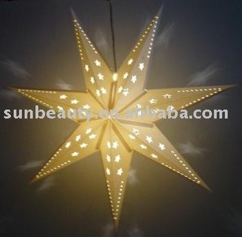 Paper Star Light For Christmas Buy Paper Star Light