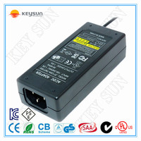 36W UL approval Intelligent Video Surveillance 24v 1.5a Adapter