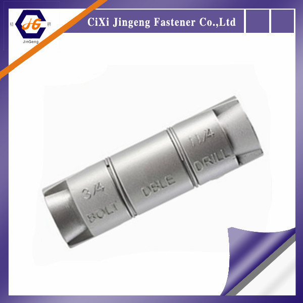 Hardware Fastener High Quality Zamak Alloy Double Expansion Anchor ...