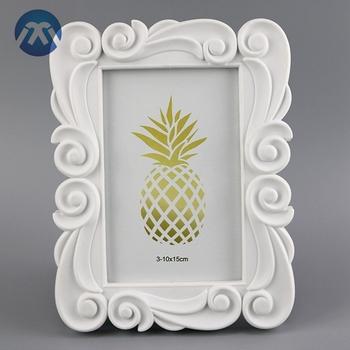 Cheap Price White Imikimi Decorative Photo Frame Funia Picture Photo ...