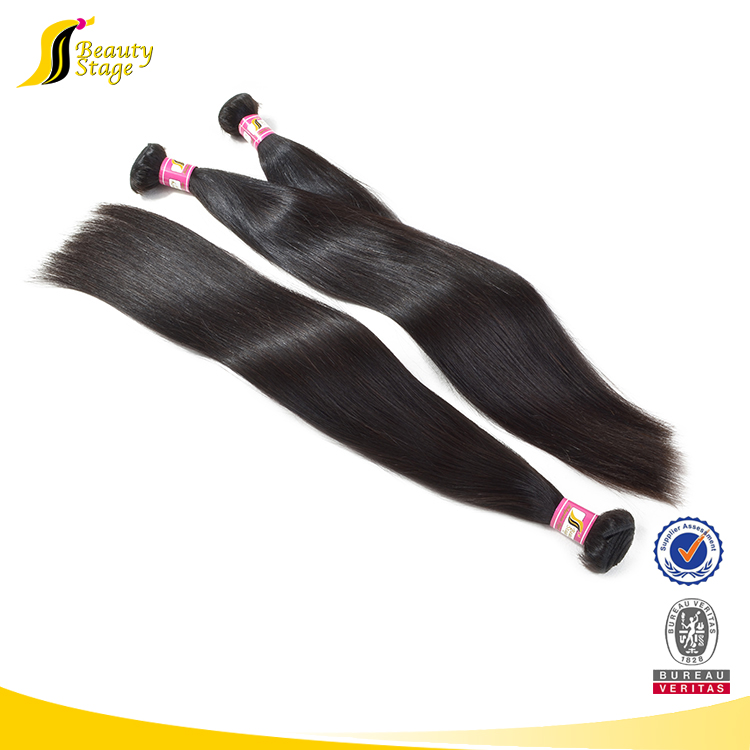 import cheap goods from china silver virgin remy human hair extensions