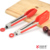 "7"" mini Kitchen cooking and Barbecue Grill Tongs Nylon food tongs serving tongs"