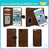 For iphone 6 genuine leather case,folio stand leather case for lg g pad 8.0 v480