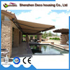 Modern Design Balcony retractable aluminum awning electric