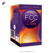 Sex Product Polyurethane Female Condom With High Quality