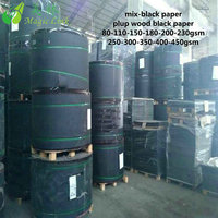 Raw Material of Black Felt Paper Supplier Export the UK