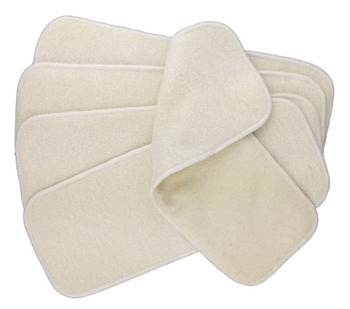 2019 Ananbaby Cheap Cloth Diaper Inserts Organic Hemp Diaper Insert