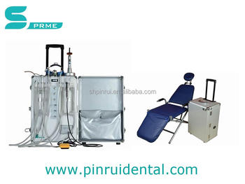 Integral Medical Device Portable Dental Chair Pr Zh2 Used