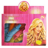 As seen on TV 2016 hottest magic hair spiral curls kit for alibaba