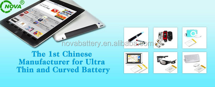 Li-ion 053048 Battery 3.7v 700mah Lithium Polymer Battery 503048 ...