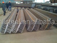 Z Steel Sheet Piles With S355gp,.s430gp Z Sheet Piling For Az 24 ...