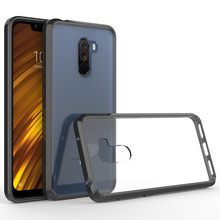 Leuke Telefoon Case <span class=keywords><strong>Voor</strong></span> <span class=keywords><strong>Xiaomi</strong></span> Pocophone F1 Matte Hard PC en TPU Back Cover Cases