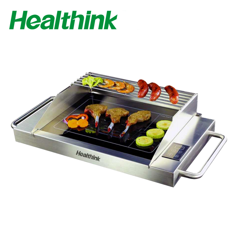 Top rated professionele elektrische kip hot plaat en grill machine