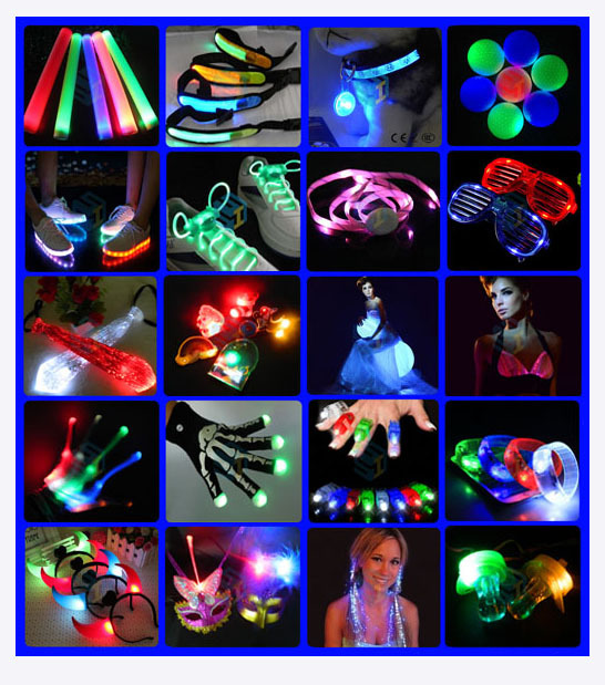 Free Shipping Wholesale Multi-colors Acrylic Bubble Led Bracelet For Club Concert Shows Parties
