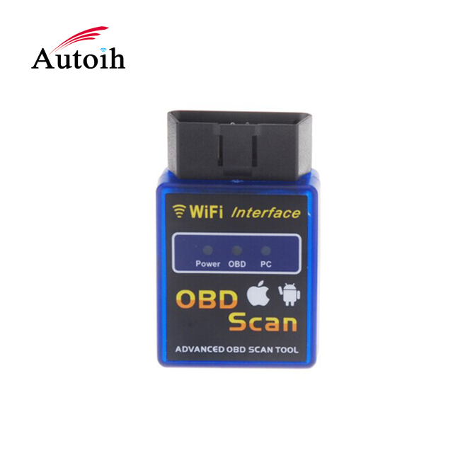 Manufacturer OBD 2 Scan mini wifi elm327 scanner With ISO9001 Certificate