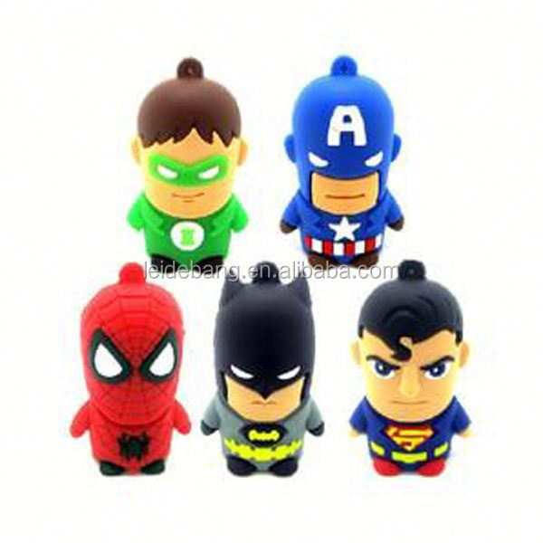super hero pen drive