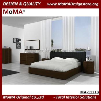 Ma 1121b 2016 Design Bed Room Furniture Wooden Bedroom Set