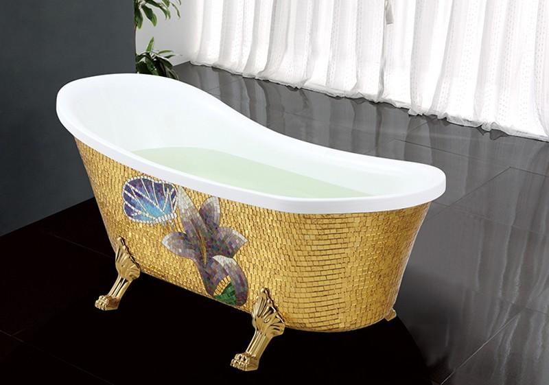 HS B511 2 Luxury Freestanding Bathtub,french Bathtubs,girl Sex Tub